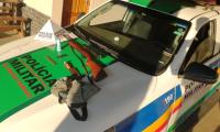 Caçador é preso pela Polícia Militar de Meio Ambiente