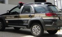 Mais um mandado cumprido e indivíduo é preso pela Polícia Civil de Mutum e Lajinha.